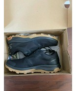 BNIB Salomon Outbound GTX Men's Hiking shoes, size 8.5, Black/Gum - $98.99