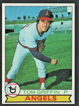 California Angels Tom Griffin 1979 Topps Baseball Card #291 nm - $0.50