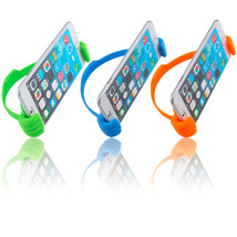 Hot selling cute thumb desktop holder stand bracket for smart cell phone thumb200