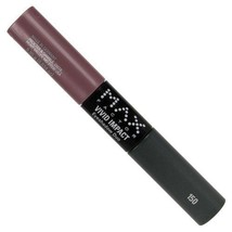 Max Factor Vivid Impact Eyeshadow Duo 150 Smokin Rose - $6.50