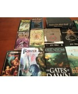 Huge Lot of 14 Sword and Fantasy Books! - $19.00