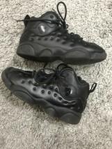 Nike Little Kids' Air Jordan JUMPMAN TEAM II PS Shoes Black AQ2797-002 S... - $35.63
