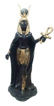 "Ebros Egyptian Goddess Hathor Statue 11""H Deity Of Motherhood Joy Love A... - £29.06 GBP"