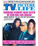 TV Picture Life Magazine, August 1974, Near Death In Teen-Age Car Crash