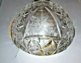 Waterford Crystal Times Square Collection 2000STAR OF HOPE Ornament Ori... - $34.64