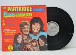 The Partridge Family Sound Magazine Vinyl Record 1971 Bell - £5.66 GBP