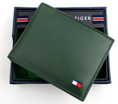 Tommy Hilfiger Men's Premium Leather Credit Card ID Wallet Passcase 31TL22X046 image 14