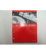 2010 Harley Davidson Softail Models Motorcycles Parts Catalog Manual - $108.85