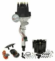 PRO SERIES 62-74 CORVETTE PERFORMANCE TACH DRIVE DISTRIBUTOR 50K VOLT COIL image 1