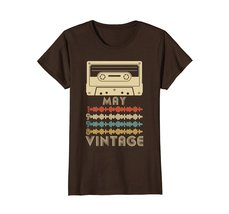 Funny Shirts - Vintage Retro Made In May 1998 20th Birthday Gift 20 yrs old Wowe image 5