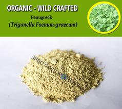POWDER Fenugreek Klabet Trigonella Foenum-graecum Organic Wild Crafted H... - $7.85+