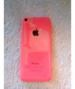 Apple iPhone 5c - 16GB - Pink (Verizon) A1532 (CDMA + GSM) - $127.59