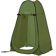 WolfWise Pop-up Shower Tent Green - $32.06