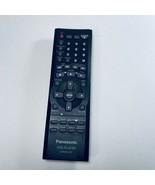 Panasonic DVD Player Remote EUR7621070 - $9.90