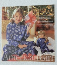 2002 Holiday Catalogue American Girls Collection Kirsten Front Pleasant Company - $49.49