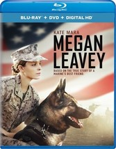 Megan Leavey (Blu Ray/DVD W/Digital Hd)