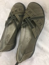Jambu Shoes Hayley Adventure Design Mary Jane Womens 10 M Leather All Terra - $24.74