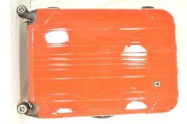 "Traveler's Choice 29"" Sedona new spinner red polycarbonate shell combo lock image 5"