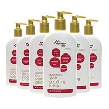 Mountain Falls Diabetics' Skin Soothing Lotion, Fragrance Free, Paraben ... - $37.59