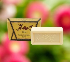 Honey House Naturals Honey Blossom Soap Bath Size Large Bar 6 Oz Citrus - $13.99