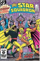 All Star Squadron Comic Book #35 DC Comics 1984 NEAR MINT NEW UNREAD - $4.99