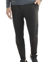 Russell Men's Mixed Media Dry Power Charcoal Athletic Reflective Pant Si... - $19.79