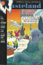 WASTELAND #5 - April 1988 - DC Comics - JOHN OSTRANDER & DEL CLOSE - BIZ... - $2.98