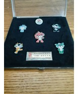 Beijing 2008 Summer Olympic Games Set 6 Pins - Limited Edition 08058/20000 - $24.70