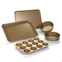 Curtis Stone Dura-Bake 5-piece Bakeware Set - $39.99