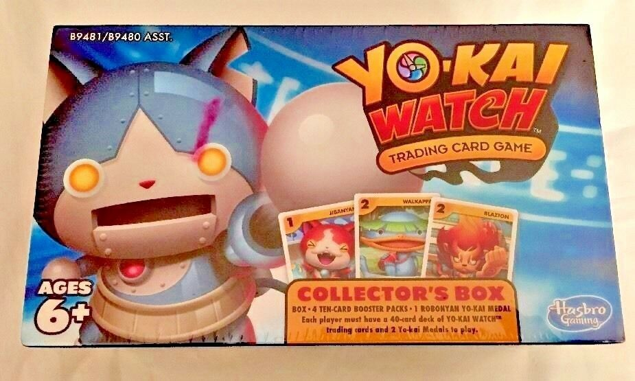 Yo Kai Watch Trading Card Game Collectors And 50 Similar Items