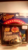 "Winner""s  Circle Nascar #55 Bobby Hamilton Monte Carlo Looney Toons 1/64 car+art - $14.99"