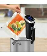 Biolomix SV-8008 Vacuum Slow Cooker 220V 1200W Waterproof Perfect Temper... - $151.99