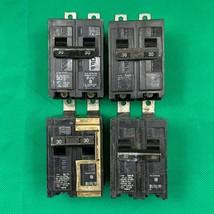 Lot of 4 Siemens 30 Amp 2-Pole Type BL Bolt-On-Circuit Breaker - $37.39