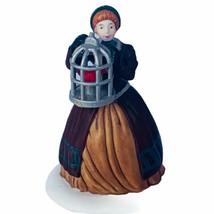 Department 56 Heritage snow village Christmas figurine 5803-3 Bird Selle... - $16.40
