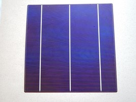 Single 6x6 solar cell .5 volt x 8 amp (4 watts) ea.  good deal - €1,17 EUR