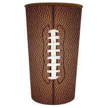 Football 22 oz Plastic Souvenir Cup/Case of 20 - £34.01 GBP