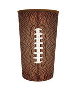 Football 22 oz Plastic Souvenir Cup/Case of 20 - £38.75 GBP