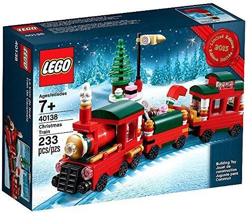 Lego Christmas Train Set 40138 [New] Building Toy