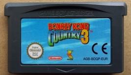 Donkey Kong Country 3 DKC GBA Video Game Cartridge Card 32bit Handheld C... - $13.99