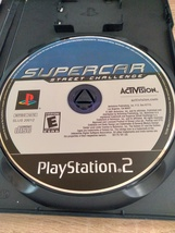 Sony PS2 SuperCar Street Challenge image 3
