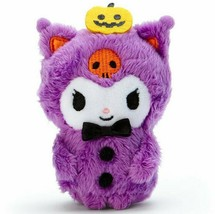 Sanrio Kuromi 2020 Halloween Plush Doll Mini Size 10cm from JAPAN My Melody - $38.93
