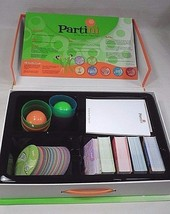 Clean 2008 Parker Brothers Hasbro Partini Adult Party Game w/ a Twist CO... - $10.64