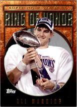 2008 Topps Ring of Hoor RH42-EM Eli Manning - $1.00
