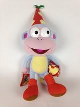 "Dora the Explorer Boots Monkey 19"" Stuffed Plush Doll Birthday Hat Prese... - $24.99"