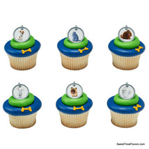The Secret Life of Pets CupCake Cake Topper 12 18 24 Decoration Movie Do... - $7.87+