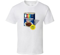 Canned Unicorn Meat Funny T Shirt - $16.69+