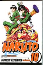Naruto 10 A Splendid Ninja Masashi Kishimoto Manga Graphic Novel Shonen ... - $5.00