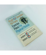 Royal Canadian Air Force Exercise Plans for Physical Fitness XBX 5BX 196... - $18.99