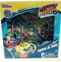 """DISNEY NEW in box """"Mickey & the Roadster Racers"""" POPPER JR. Game - $14.68"""