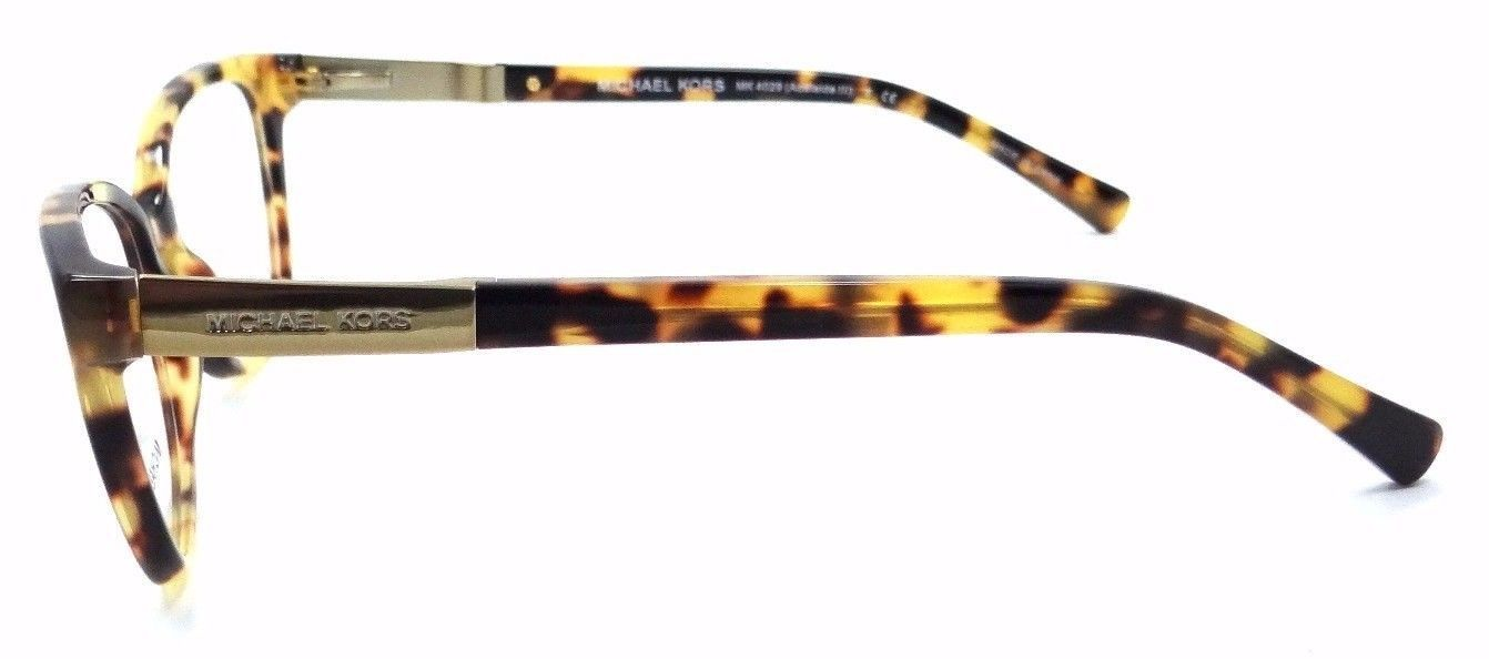 Michael Kors Rx Eyeglasses Frames MK 4029 3119 Adelaide III 53x15 Tokyo Tortoise